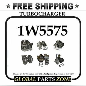 New Turbo Turbocharger For Caterpillar 3306 1w5575 1w 5575 0r6341 Free Delivery