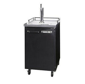 Beverage air Bm 23 Keg Refrigerator Premium Draft Beer Kegerator Tap Home Bar