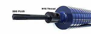 Sds Plus Shank For Diamond Core Drill Bits With M16 Thread