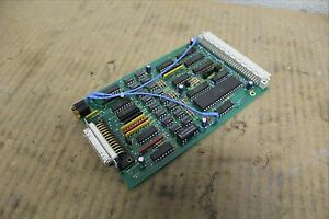 Bowe Systec Mail Machine Circuit Board Card Ae 50956 Ae50956