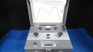 Leeds Northrup Millivolt Potentiometers 8691 2 With Manual Built In Carry Box