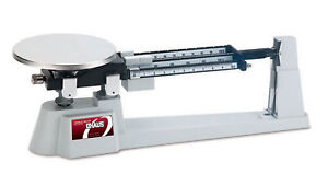Ohaus Triple Beam Balance Scale 750 so With Magnetic Damping And Tiered Notched