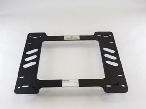 Planted Race Seat Bracket For Datsun 280z 74 78 Driver Side Angled Rear Tabs