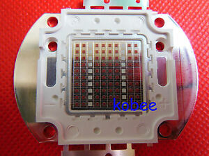 100w Plant Grow Hydroponic Led Light Lamp Red Blue Multichip Diy New 45mil