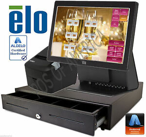 Aldelo Pro Elo Nightclub Bar Restaurant All in one Complete Pos System New