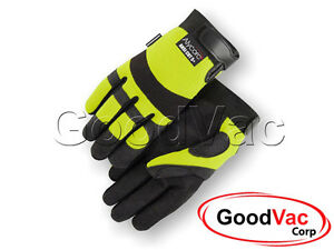 Majestic A4b37y Cut Puncture Resistant Alycore Safety Protective Gloves Large