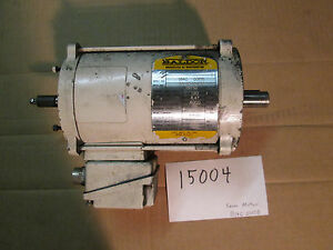 Lvd Press Brake Servo Motor Baldor B14c 0317b
