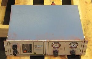 Nordson 249100a 100 Plus 120 240 Vac 50 60 Hz 1ph 1a Powder Coating Controller