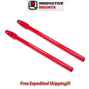 Innovative Mounts Radius Rods For 1988 1991 Honda Civic Crx 2pcs