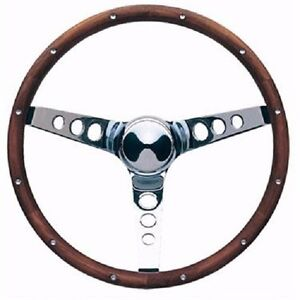 Grant Products 201 Classic Wood Steering Wheel