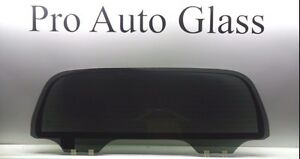 For 2004 2006 Toyota Tundra Rear Window Back Glass Tinted Heated Crew Cabs Only