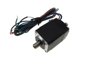 20mm Dual Hollow Shaft Stepper Stepping Motor 2 Phase 4 Wires 1 8 Step