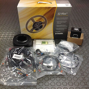Trimble Ez pilot Guidance System For Cfx 750 Fmx 1000 Xcm 2050 82000 80
