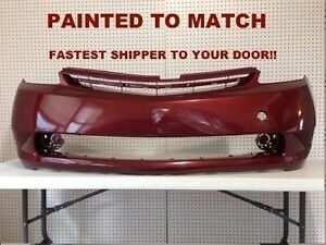 Fits 2004 2005 2006 2007 2008 2009 Toyota Prius Front Bumper Painted To1000274