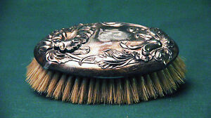 Art Nouveau Wmf Silver Plated Brush German Austrian Plated Silver Plate