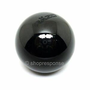 Razo Ra24 Black Type 140r Shift Knob Metal Round Ball Jdm Japan