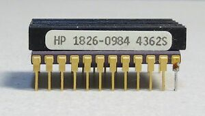 Hp 1826 0984 Ic For Hp 8116a Pulse Generator