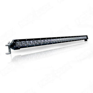 Aurora 30 Inch Led New S1 Single Row Off Road Light Bar Combo 150w 16280 Lumens