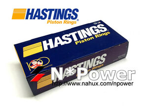 Hastings Moly Piston Ring Std For Holden 3 8l V6 Supercharged Ecotec Commodore