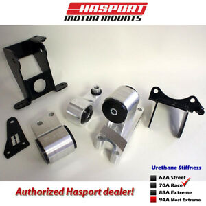 Hasport Mounts For 2006 2011 Civic Si Stock Replacement Mount Kit Fdstk 70a