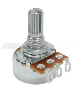 A100k Ohm Audio Potentiometer Alpha Brand Includes Dust Seal Usa Seller