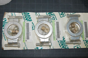 3 Nib Tri Clover 13mhp 1 1 2 s Stainless Steel Sanitary Clamps