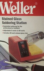 Weller Wlc200 Stained Glass Soldering Station