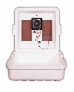 Little Giant Still Air Egg Incubator 9300 Digital One Touch Temperature Setting