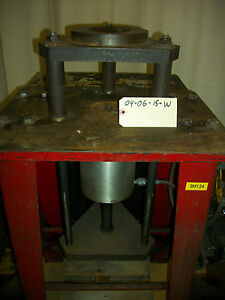 Csr Pneumatic Press With Dies