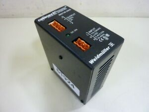 Weidmuller Power Supply 992748 0005 Used 61924