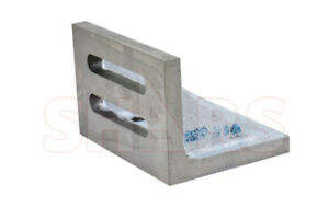 Out Of Stock 90 Days Precision Ground 0005 Webbed Slotted Angle Plate
