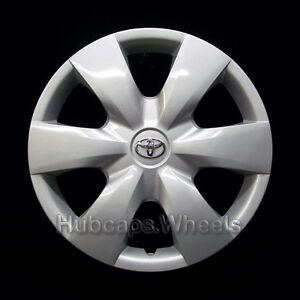 Toyota Yaris 2006 2008 Hubcap Genuine Factory Original Oem 61141 Wheel Cover