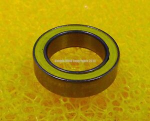 S6903 2rs 15x32x9 Mm 440c Ceramic Stainless Steel Bearing 5 Pcs Abec 5