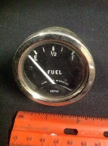 Nos Bmc Fuel Gauge For Nuffield 4 25 Bmc Mini Leyland 154 Tractors