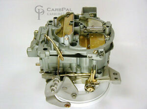 Rochester Quadrajet Carburetor 1978 Chevy Gmc Truck 350 400 4mv 4 Barrel