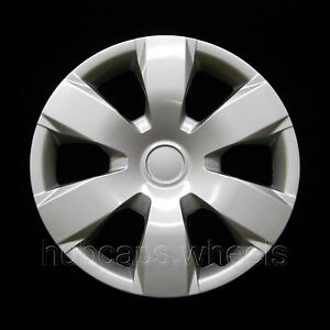 Fits Toyota Camry 2007 2011 Hubcap Premium Replica Wheel Cover 16 in Silver