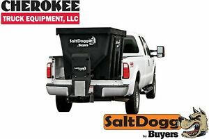 Saltdogg buyers Products Shpe1000 Bulk Salt 50 50 Salt sand Mix Spreader
