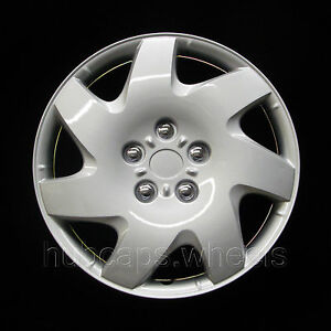 Fits Toyota Camry 2002 2006 Hubcap Premium Replica Wheel Cover 16 In Silver
