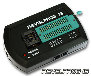 Revelprog is Programmer serial Flash Bios Spi 1 0v 5 0v Usb Soic 8 200mil