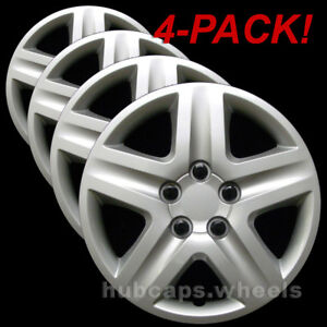 Chevy Impala And Monte Carlo 2006 2010 Premium Replacement Hubcaps New 4 Pack