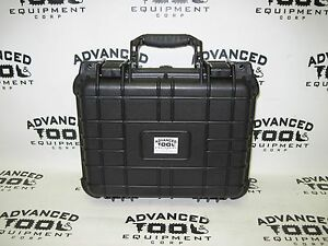 New 14 Weatherproof Equipment Case 4 Trimble Geoexplorer 2005 Geo Xt Xh Xm Gps