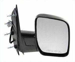 Right Side Kool Vue Mirror For Ford Econoline Van 2007 2008 Textured Power