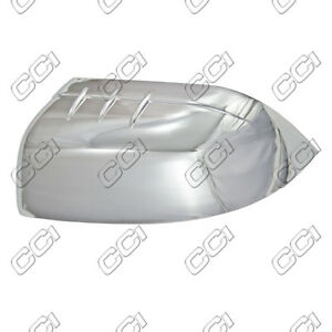 Ford Edge Chrome Mirror Covers Fits 2012 2014 Full Set