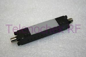 Rf Microwave Band Pass Filter 11 2 Ghz 14 1 Ghz Power 5 Watt Data