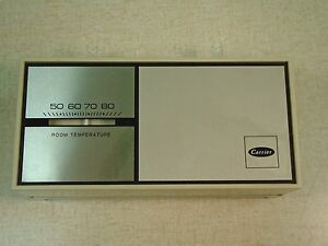 Carrier Heat cool Thermostat Hh07at174