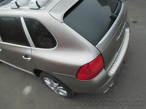 04 Cayenne Turbo Awd Porsche 955 Parting Out Car Parts 144 588