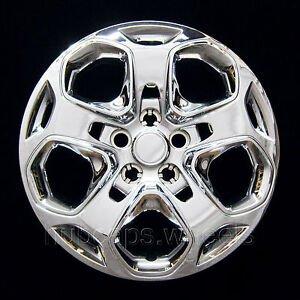 Ford Fusion 2010 2012 Hubcap Premium Replacement 17 inch Wheel Cover Chrome