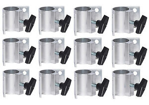12 Corner Leg Sockets For Building Your Own Portable Stage Stages Staging