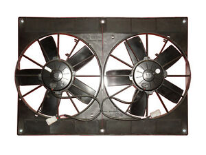 30102052 Spal Dual 11 Electric Fan Shroud 2va06 ap70 ll 37a