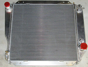 Ford Bronco Radiator 1966 1967 1968 1969 1970 1971 1972 1973 1974 1975 1976 1977